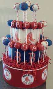 Boston Red Sox Home Decor by 54 Best Boston Red Sox Cakes Images On Pinterest Red Sox Cake
