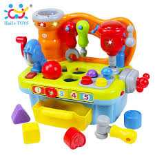 huile toys 907 baby toys workshop brinquedos bebe juguettes infant
