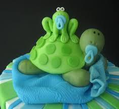 turtle baby shower violet s custom cakes hoppin turtle baby shower