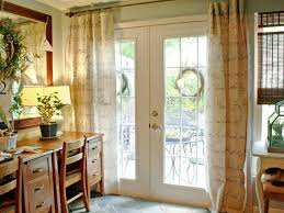 Living Room Window Curtains by Diy Window Curtains From Canvas Or Dropcloth Diy Network Blog