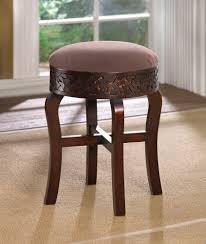 Bench Vanity Round Vanity Seat Cushion Home Vanity Decoration
