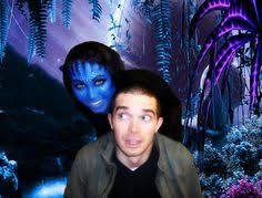 Halloween Avatar Costume Avatar Costume Halloween 2010 Neytiri Avatar Costume