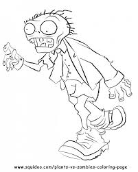 zombie 57 characters u2013 printable coloring pages