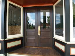 decoration ideas elegant entrance doors design double fiberglass