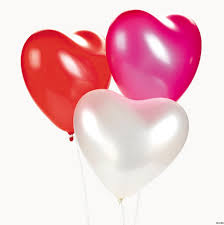 heart balloon bouquet send heart shaped balloon bouquet to dhaka dhakaflowers