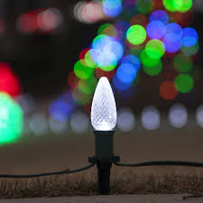 water column battery operated led