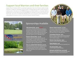 Golf Tournament Flags Warriors Classic Charity Golf Tournament At Pebble Creek Upstate
