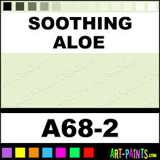 Soothing Color Soothing Aloe Interior Exterior Enamel Paints A68 2 Soothing