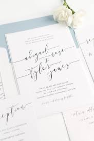 Wedding Registry Cards For Invitations 25 Best Handwritten Wedding Invitations Ideas On Pinterest