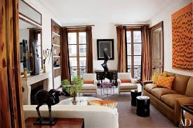 warm colors for a living room 31 gorgeous rooms featuring warm colors photos architectural digest