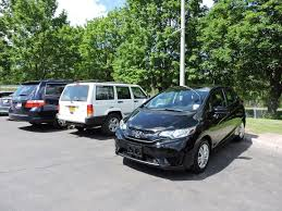 jeep honda the first true test of my new honda fit hauling shrubs notes