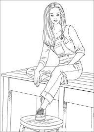 fashion coloring pages pict 514522 gianfreda net