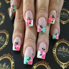 decoraciondeñasflores ñasconflores ñas manicure nailsand