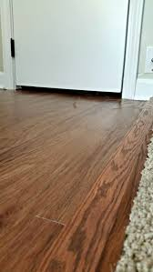T Molding For Laminate Flooring Installing Laminate Flooring Part 2 The Finishing Touches My