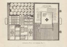 library of congress floor plan the birth of the first aid kit johnson u0026 johnson our story