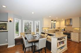 Living Room Kitchen Room Remodel Cost Paso Evolist Co