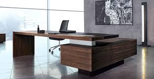 Contemporary Executive Office Desk Design Ideas Modern Executive Desks Wonderfull Gallery