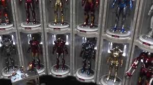 Iron Man House Toys Iron Man House Party Protocol Sdcc 2014 Youtube