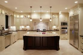 Kitchen Can Lights by U Shaped Kitchen Designs With Island Wooden Square Floating Wall