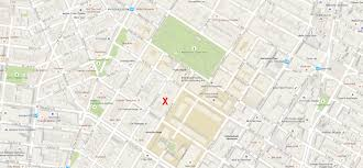 Washington Square Map by Mocha Burger Coming To Soho Great Kosher Restaurants