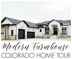 modern farm house modern farmhouse home tour with household no 6
