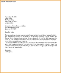 official business letter format formal business letter format 27