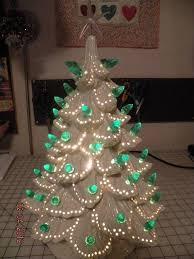 ceramic christmas tree light kit 177 best ceramic christmas trees images on pinterest christmas