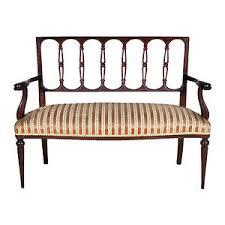divanetti antichi liberty loveseat antico divano divanetto 2posti direttorio