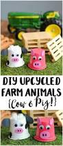 diy upcycled farm animal k cups craft not quite susie homemaker