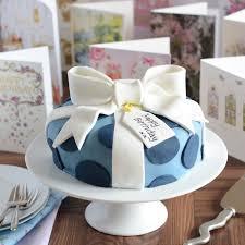 birthday present cake decorating tutorial fondant bow birthday