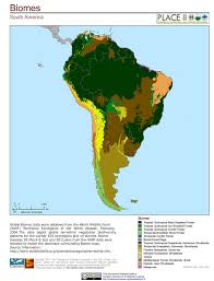 World Map Biomes by South America Biomes Global Biomes Data Were Obtained Fro U2026 Flickr
