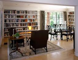 livingroom diningroom combo 25 dining rooms and library combinations ideas inspirations