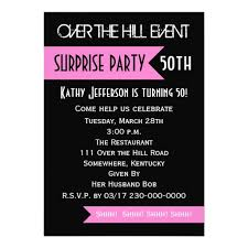 birthday invites brilliant 50th surprise birthday invitations