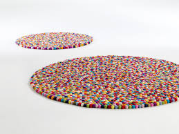Round Colourful Rugs by Buy The Hay Pinocchio Rug Multicoloured At Nest Co Uk