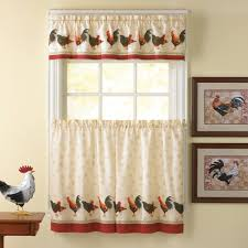 Country Curtains Sturbridge Plaid by Country Kitchen Curtains Link Kitchen With Each Other Perfectly
