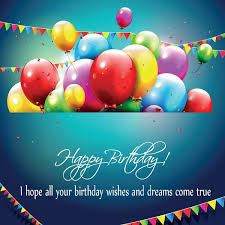 send this beautifull greeting balloons happy birthday wishes best bday quotes and messages