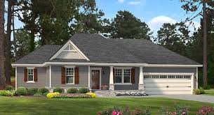 ranch homes designs ranch house plans easy to customize from thehousedesigners com