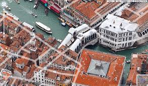 Venice Italy Map Satellite Map Of Venice Italy You Can See A Map Of Many Places