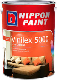 nippon paint vinilex 5000 5l 1379 colours interior paints