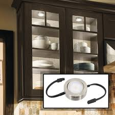 wac under cabinet lighting daily steals6pack liger wireless led puck lights with remote