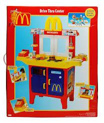 cuisine mcdonald s mc drive 30 accessoires amazon fr jeux et jouets