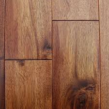 Natural Acacia Wood Flooring Master U0027s Choice 4 75 In W Prefinished Walnut Caramel Acacia