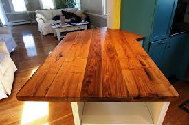 wooden kitchen countertops reviews versatile elegance wood