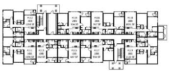 Common Flaws In The Design Of Apartment And Condominium Buildings - Apartment building design plans