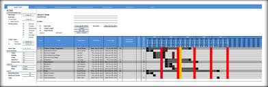 Event Planning Spreadsheet Template Excel Gantt Chart Template Xls Excel Spreadsheet Gantt Chart