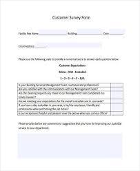 simple survey template 28 images simple questionnaire template