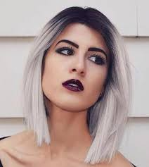 20 ways to style sliver and platinum hair for spring 2017
