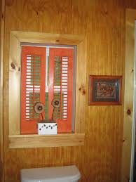 interior bathroom window treatments ideas art deco bathroom