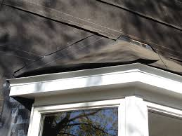 how to install a metal roof on bay window popular roof 2017