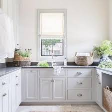 Cabinets With Crown Molding Laundry Room Cabinets With Crown Molding Design Ideas
